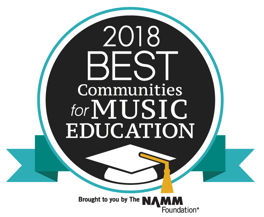Round Rock ISD named Best Community for Music Education by NAMM Foundation