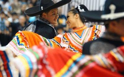 Fiesta Mexicana; Celebrating Culture through Dance!