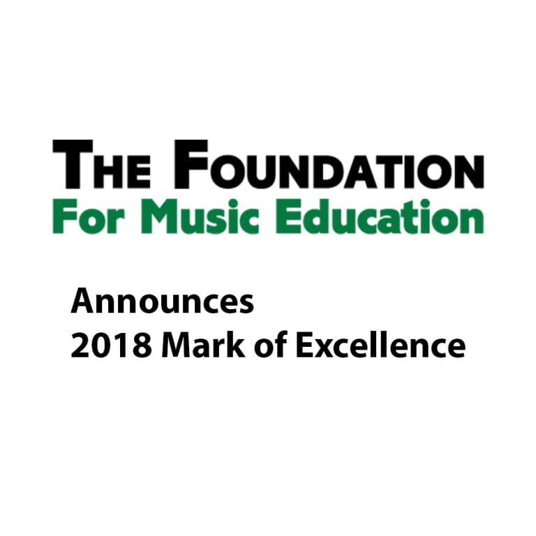 2018 Mark of Excellence Winners Announced!