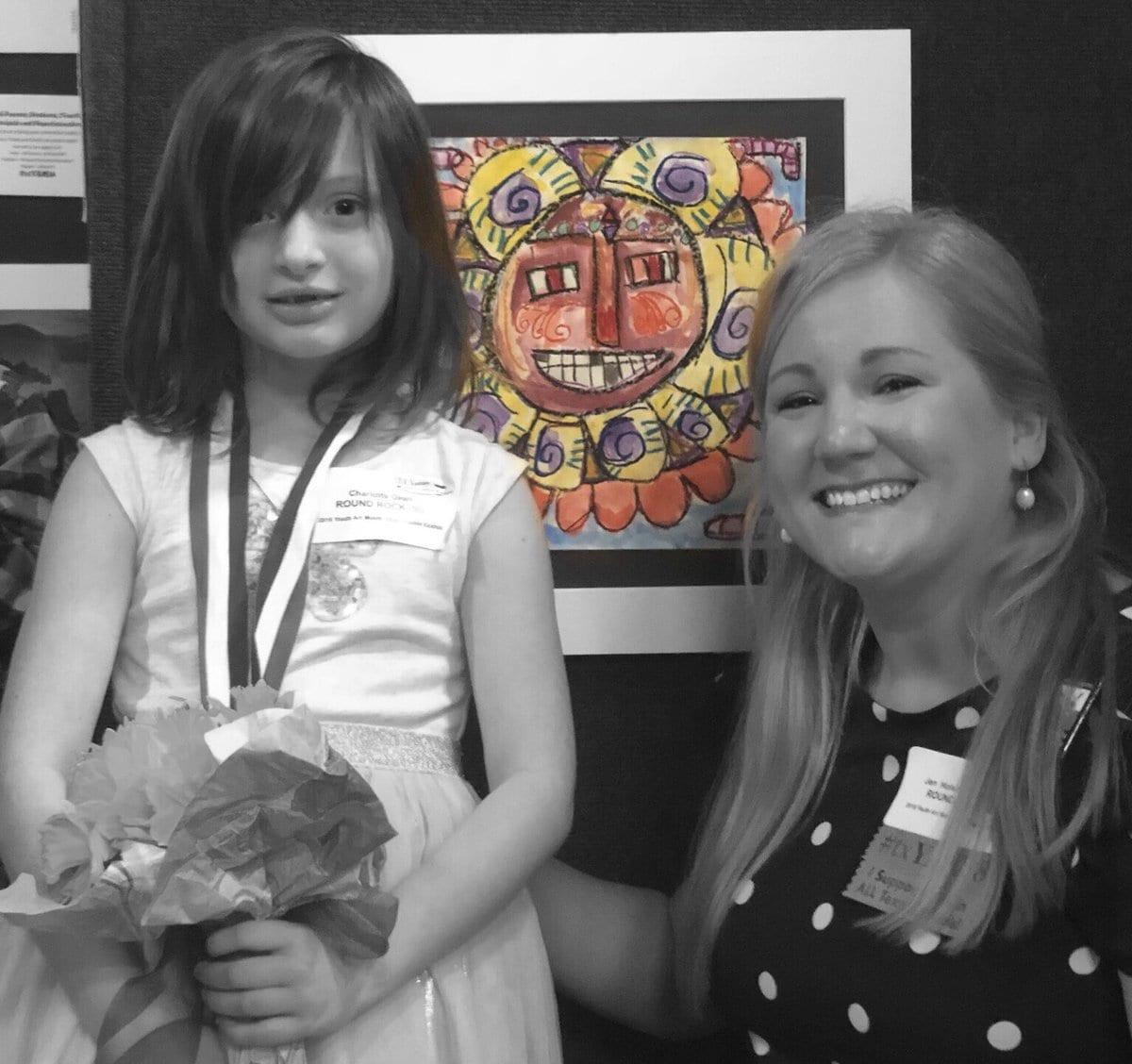 Holsinger-Raybourn named TAEA 2018 Outstanding Elementary Art Educator
