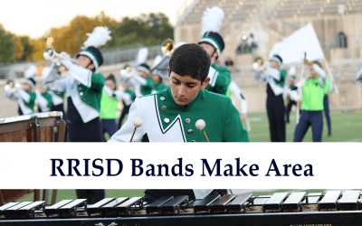 Round Rock ISD Bands Advance to Area in State Marching Competition