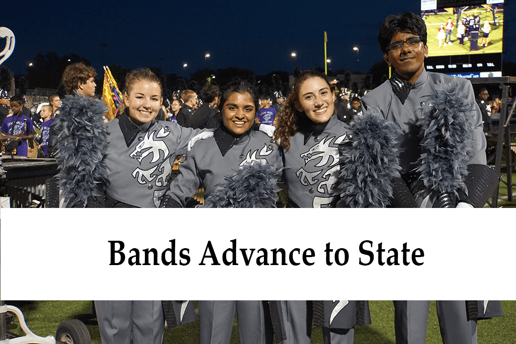RRISD Bands Advance to State