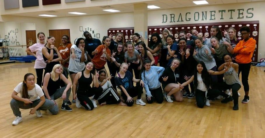 TFDE Fall Event With Danceline USA a success!