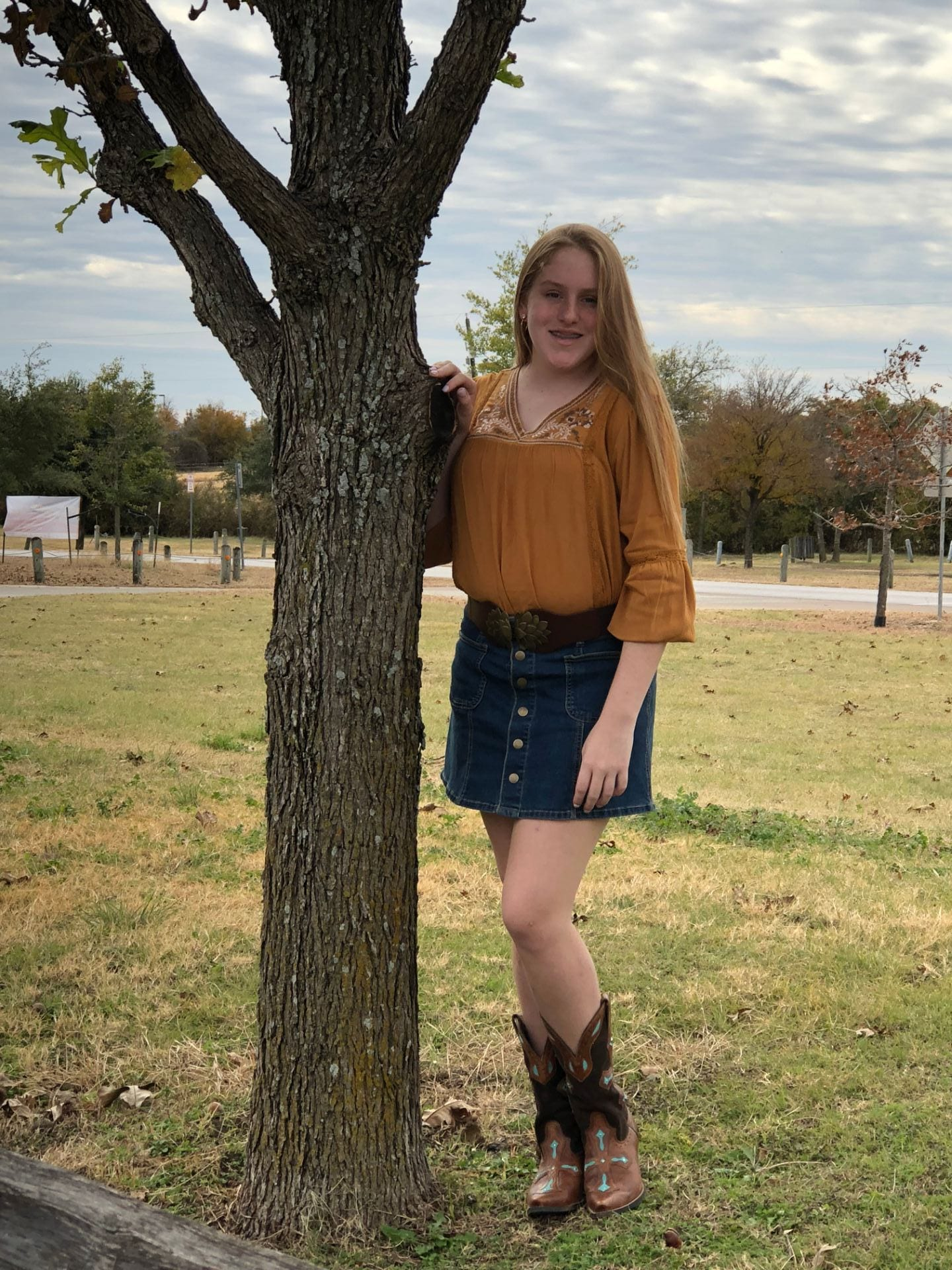 Chisholm Trail student sings with National American Choral Directors Mixed Choir