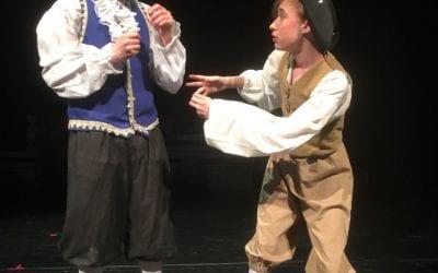 Stony Point Theatre present One-Act to community