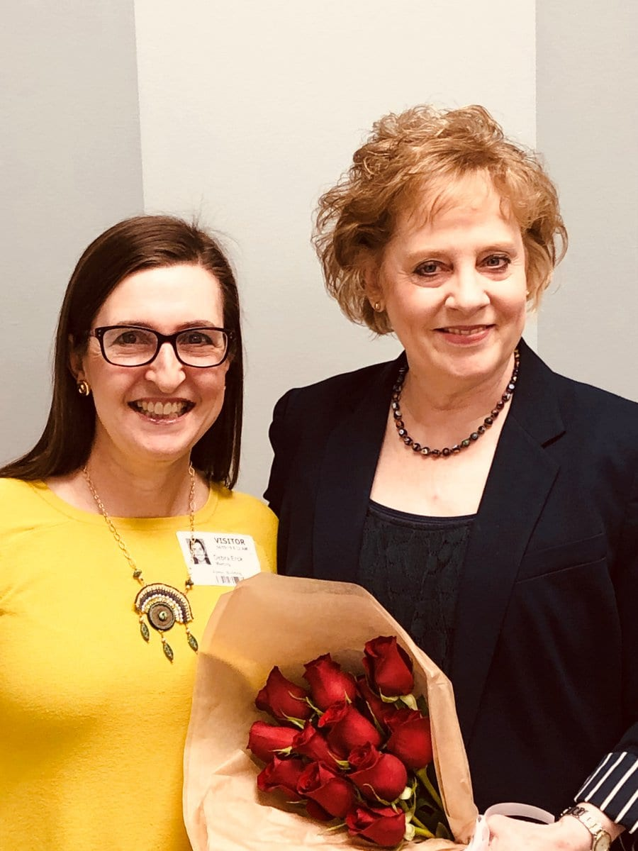 Roebuck named Austin Opera Educator of the Year