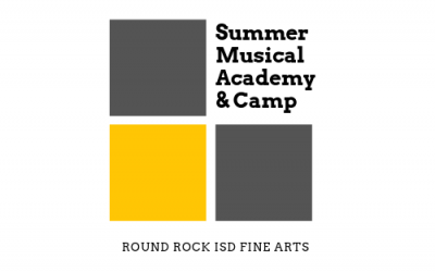 RRISD Summer Musical Academy and Camp for Middle School Launches