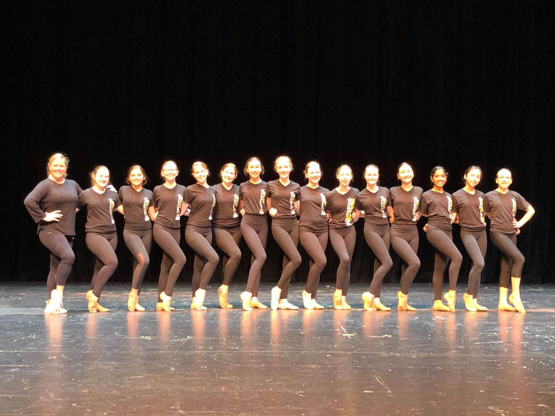 Congrats to RRISD Middle School Dance!