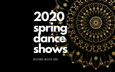 2020 Round Rock ISD Spring Dance Shows Take the Stage