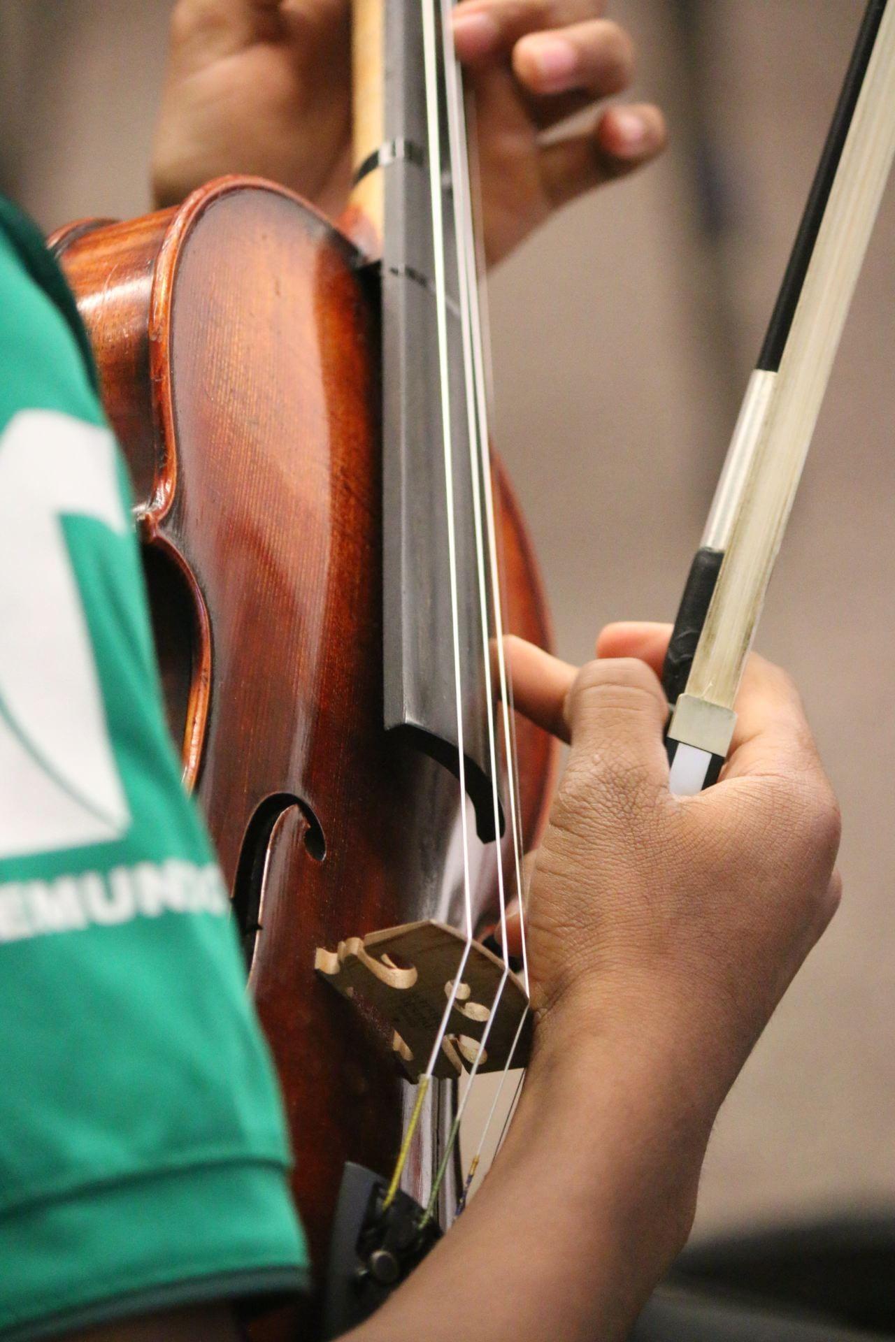 Kudos to Round Rock High School Executive Orchestra Council