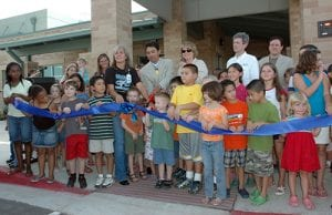 Callison Elementary Ribbon Cutting