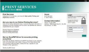 RRISD Remote Login Web Site