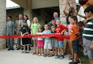Sommer Elementary Ribbon Cutting