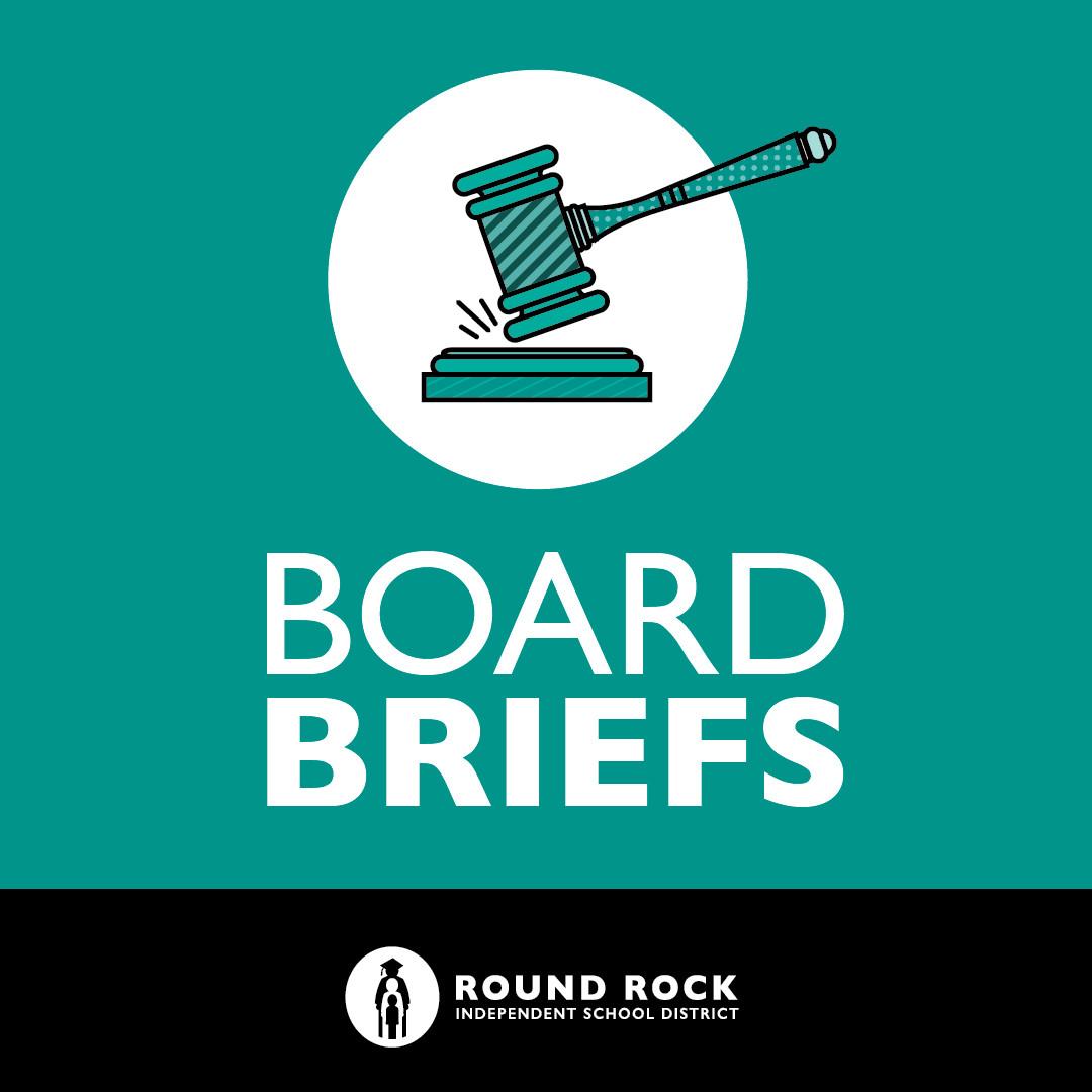 April 21, 2016 Board Briefs: Board takes action on Middle School No. 11, High School No. 6, Food Services