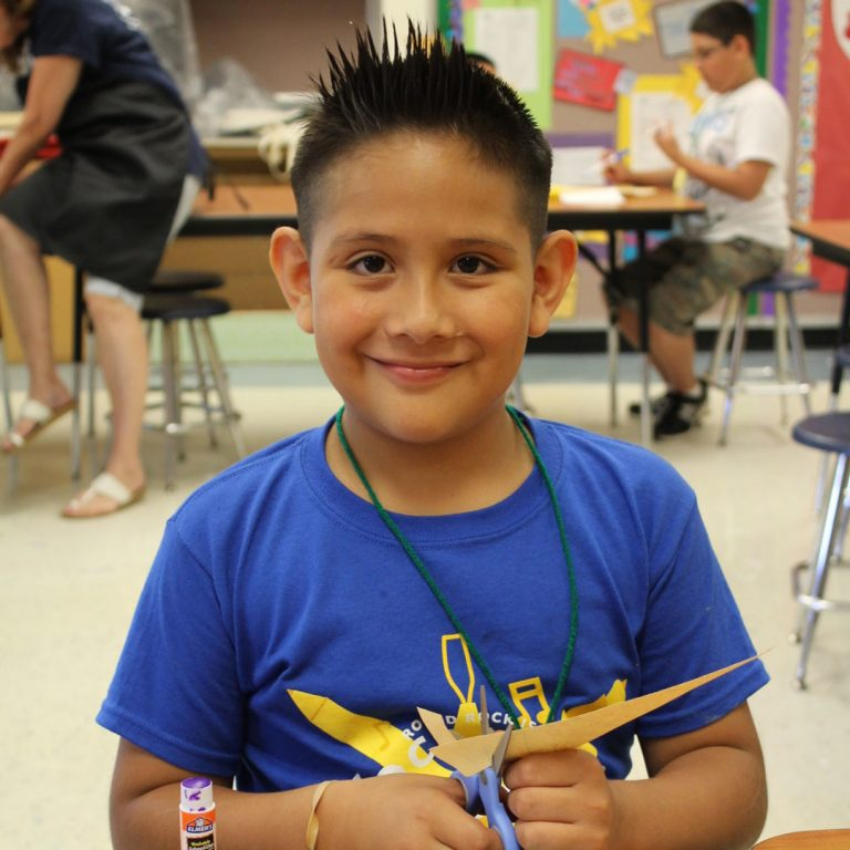 Camp Create kicks off Arts Integration Academies at Berkman, Wells Branch