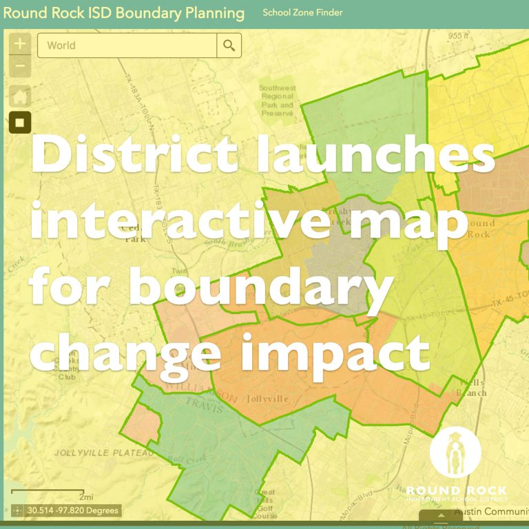 District launches interactive map for boundary change impact