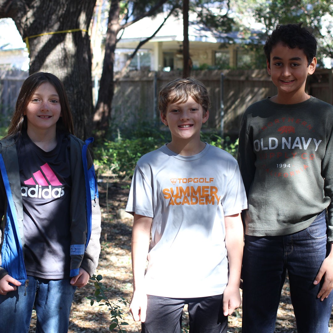 Laurel Mountain awarded $3K City of Austin grant to build rain garden