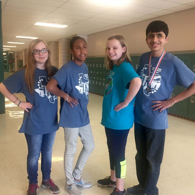 District visually impaired academic readers compete in Braille Challenge