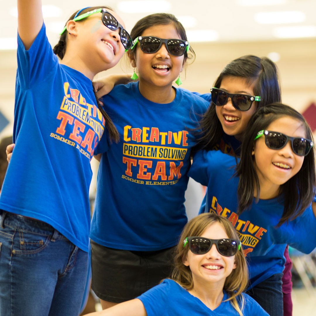 RRISD students succeed at Destination Imagination regional competition