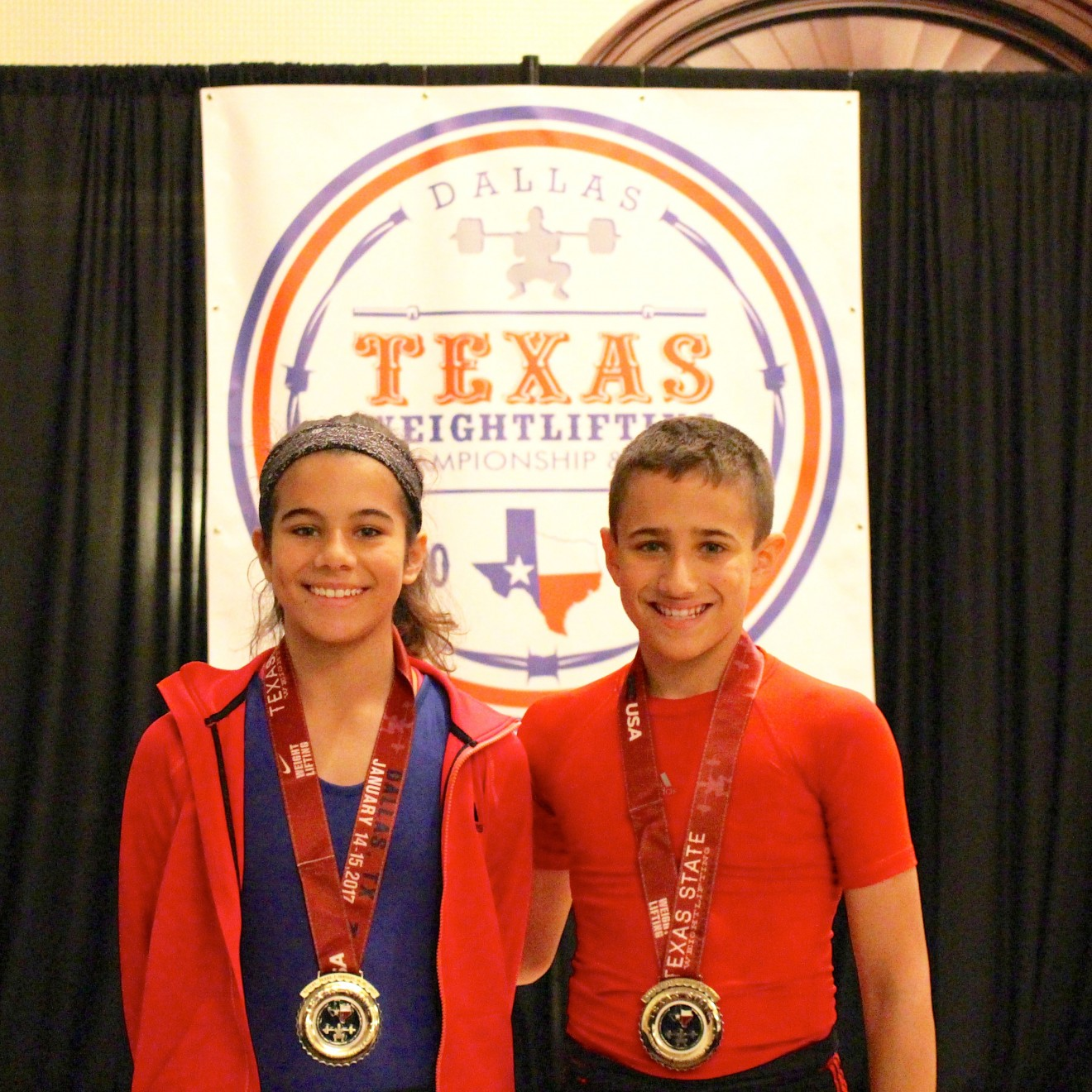Hopewell students win Texas state weightlifting competition