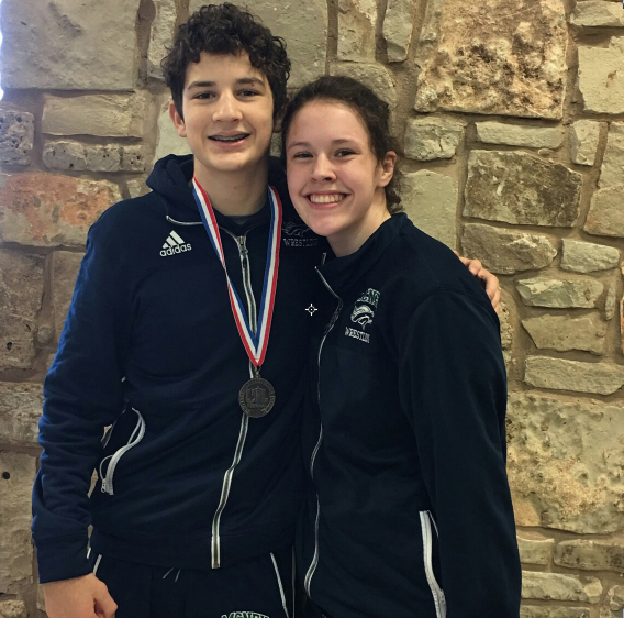 McNeil Wrestlers advance to State UIL Tournament