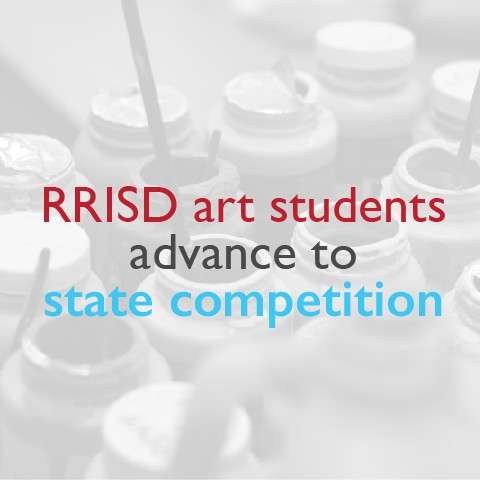 RRISD art students advance to state competition