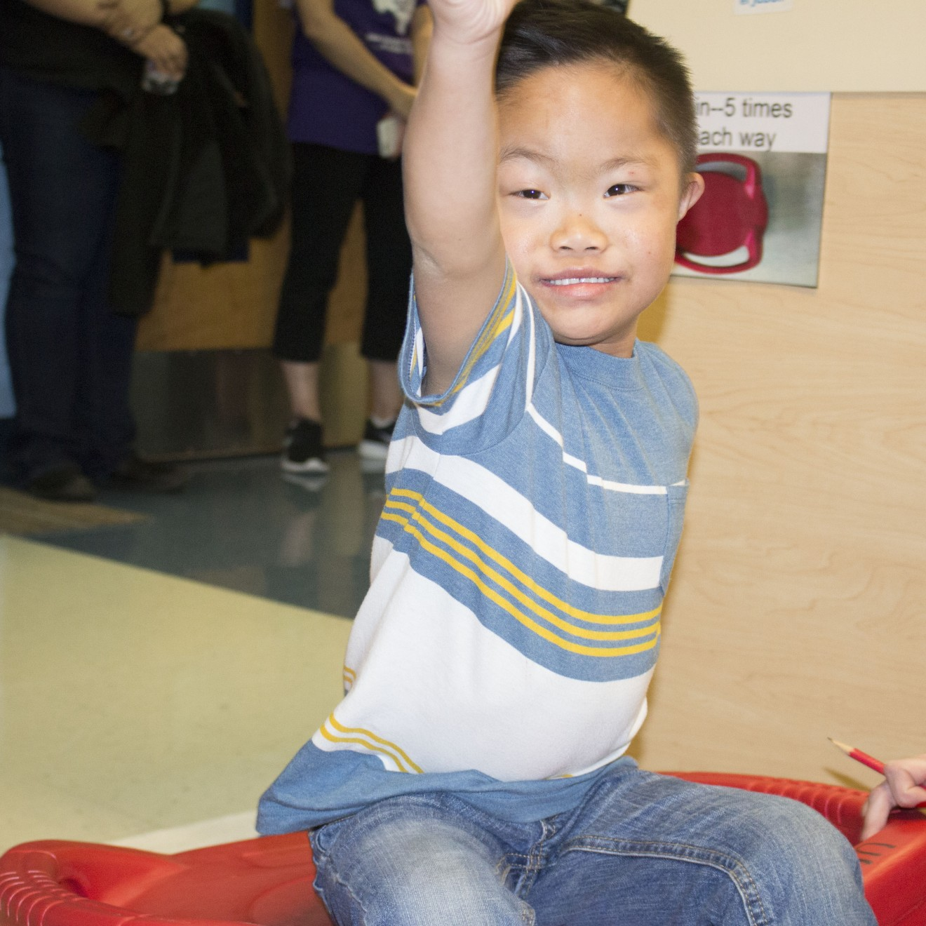 Union Hill hosts parent night to showcase motor labs