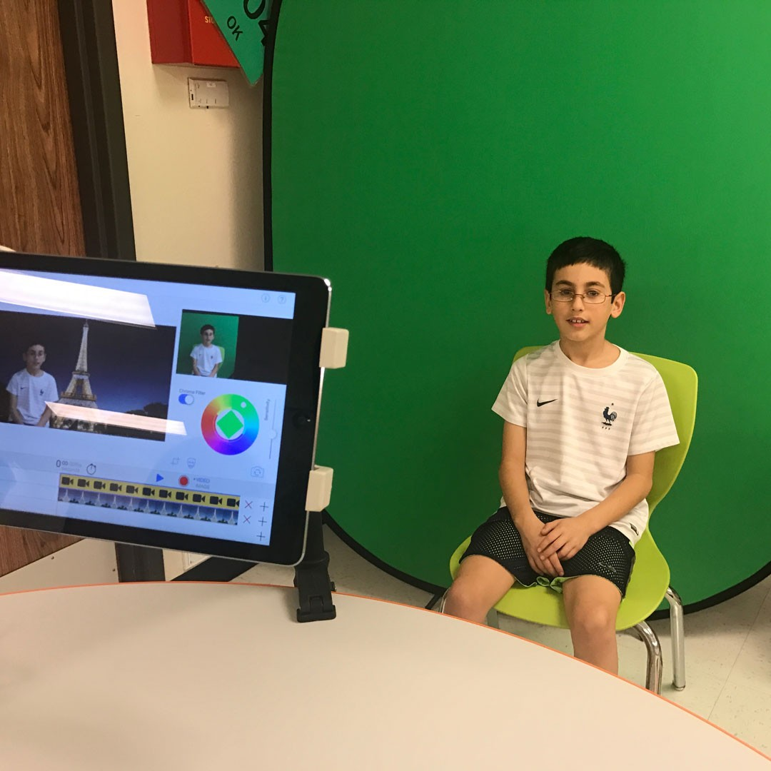 Spicewood showcases multicultural campus through Inquiry Lab broadcasts