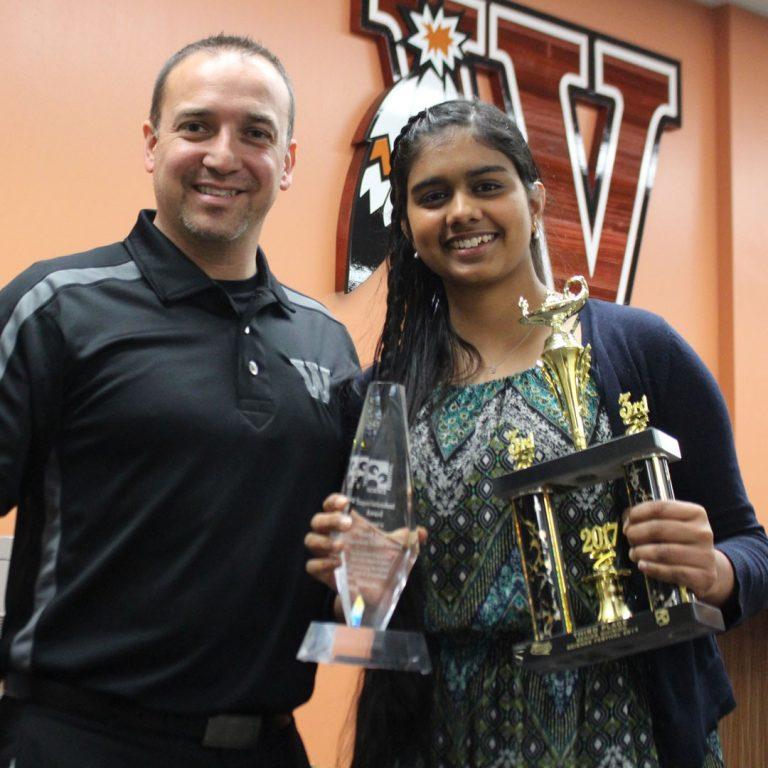 RRISD students earn awards, advancements at Austin Energy Regional Science Festival