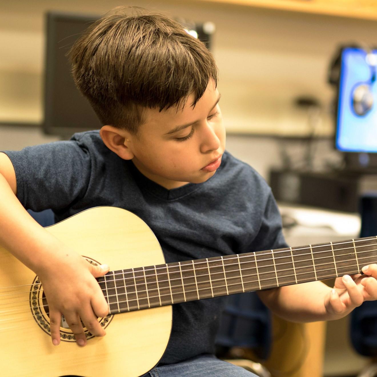 Berkman Arts Integration Academy expands after school enrichment