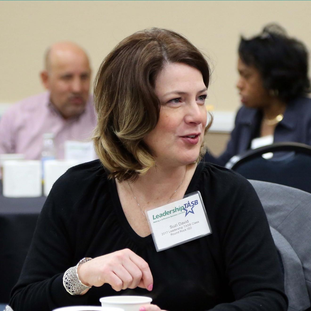 RRISD Trustee Suzi David participates in third session of Leadership TASB