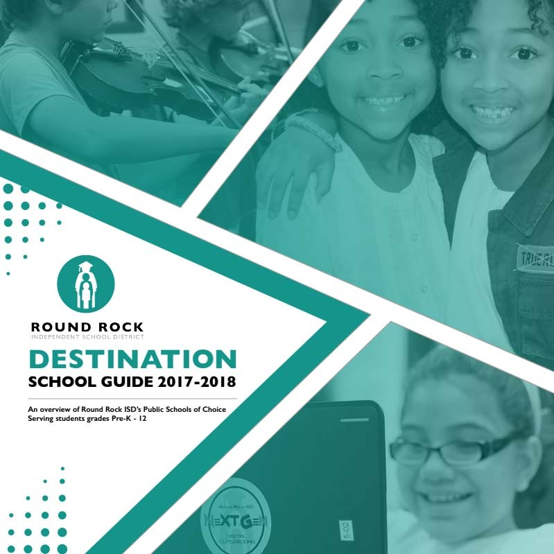 RRISD publishes Public School of Choice Destination Guide, accepting transfers