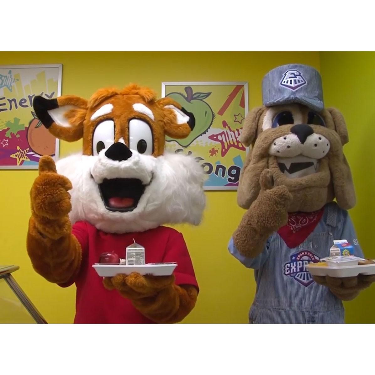 Video: 2017 National School Breakfast Week in Round Rock ISD