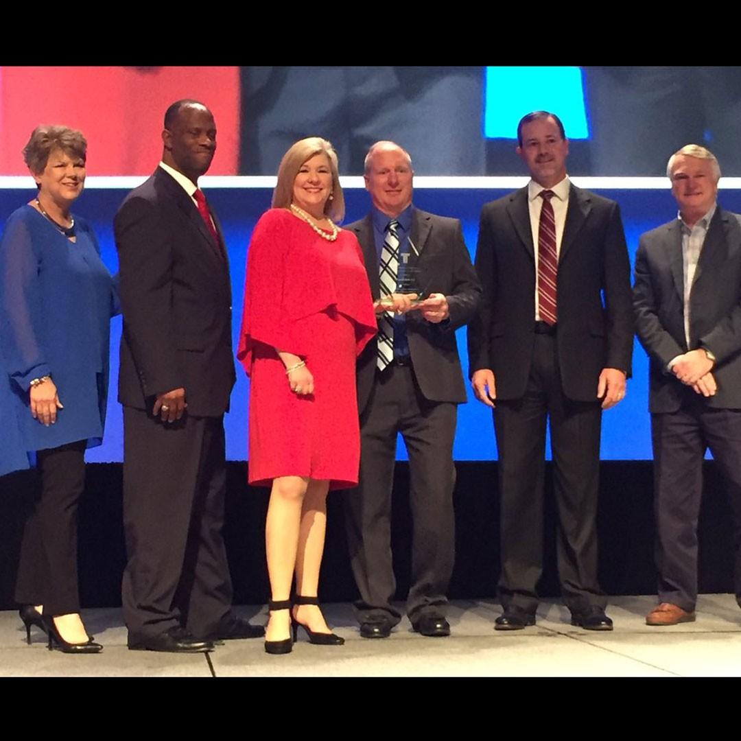 RRISD Purchasing receives TASBO Award of Merit