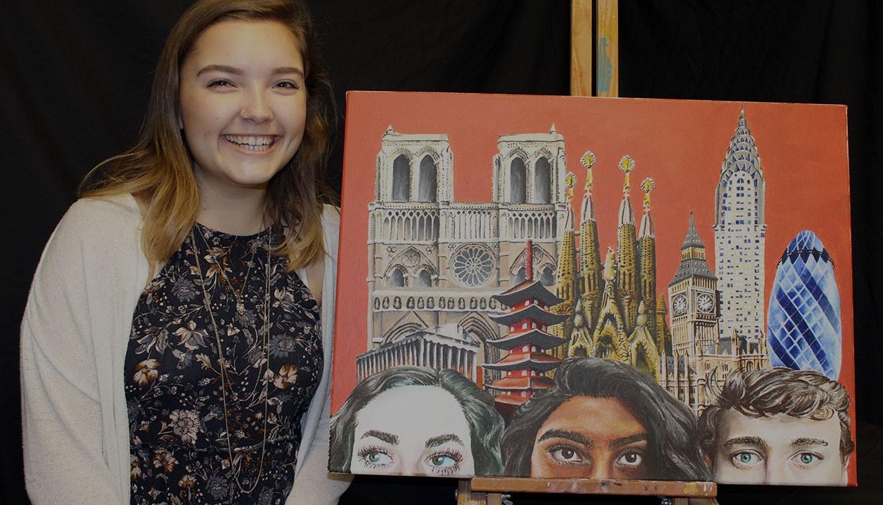 Art in Schools Month 2017