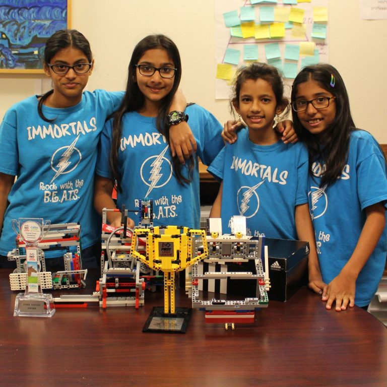 Spicewood, England FLL teams succeed at regionals, 'The Immortals' advance to World Festival