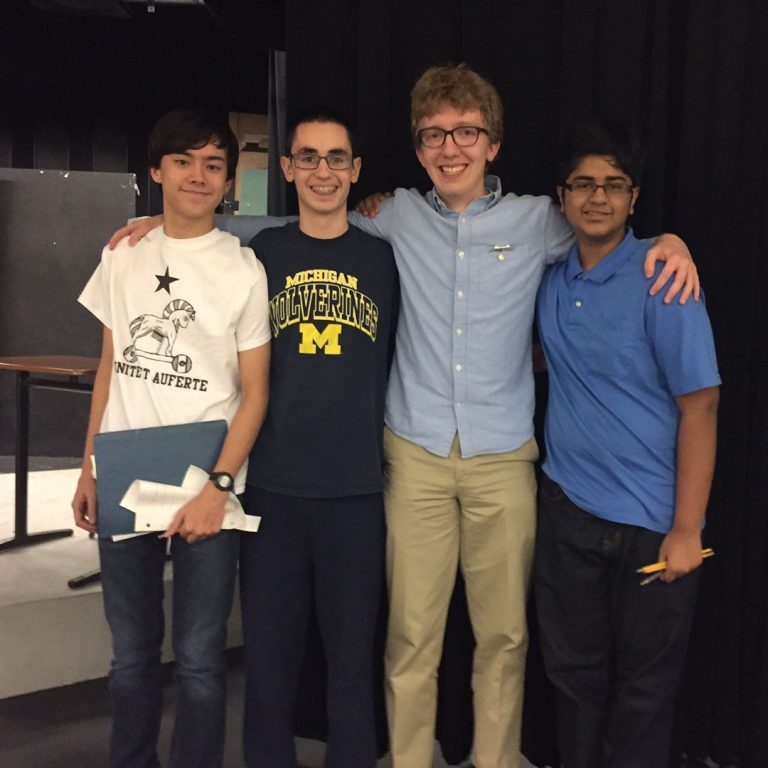 Westwood Latin students advance to state competition
