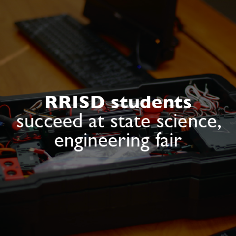RRISD students succeed at state science, engineering fair