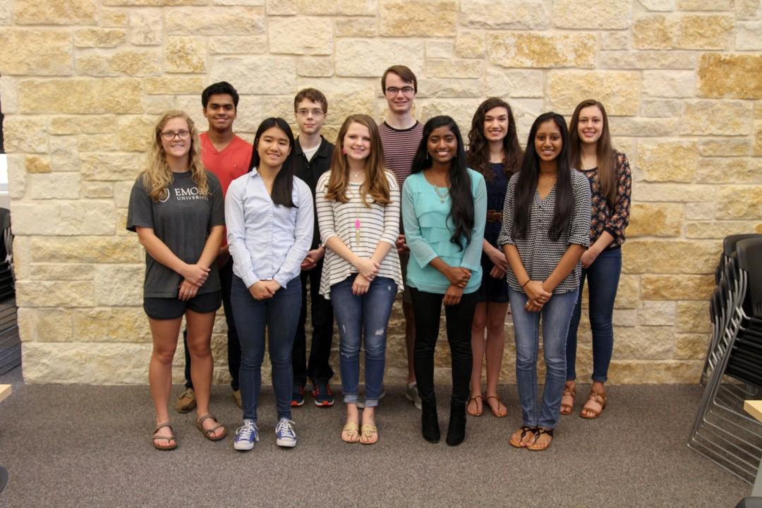 Cedar Ridge High School Top Ten
