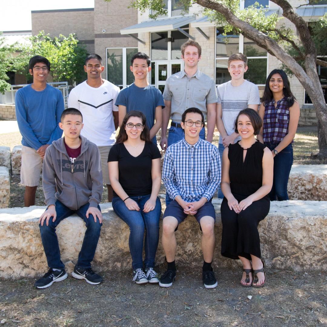 Round Rock High School 2017 Top Ten