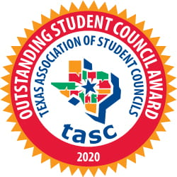 Outstanding Student Council Award - 2020