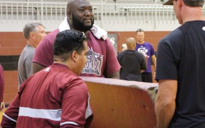 Football Coaches Score with Safety Training
