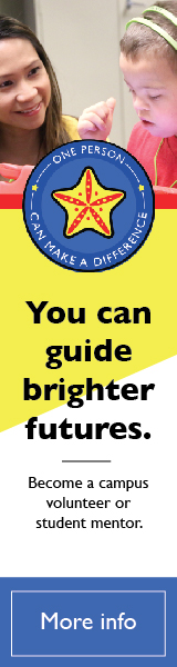 You can guide brighter futures.