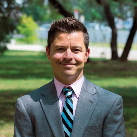 Dr. Oldham named Cedar Valley principal