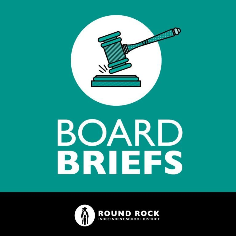 Board Briefs: Trustees approve tax rate, celebrate District financial achievements, listen to Bond Oversight Committee updates and approve rank in class pilot program