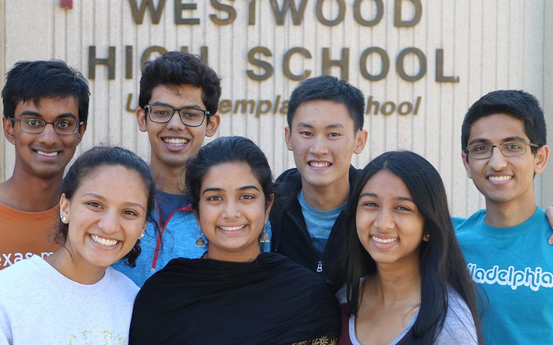 Eight Westwood seniors earn perfect ACT scores