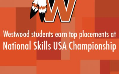 Westwood students earn top placements at National SkillsUSA Championship