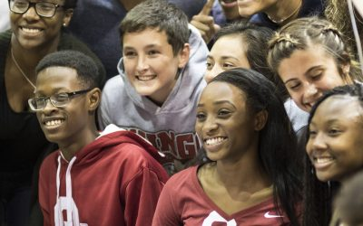 Round Rock ISD student-athletes celebrate signing early letters of intent