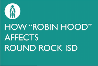 Texas School Finance:  State's Recapture Plan Puts Pressure on Round Rock ISD Budget