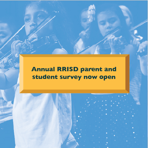 Annual RRISD parent survey now open